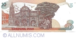 Image #2 of 10 Piso ND (1985-1994)