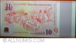 Imaginea #2 a 10 Dolari 2015 - Comunitatea grijulie, cetățeni activi