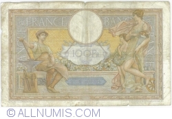 Image #2 of 100 Francs 1937 (25. III.)