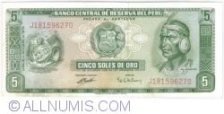 Image #1 of 5 Soles de Oro 1970 (16. X.)