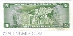 Image #2 of 5 Soles de Oro 1970 (16. X.)