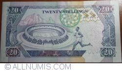 20 Shillings 1994 (1. I.)