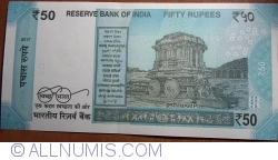 Image #2 of 50 Rupees 2017
