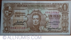 Image #1 of 1 Peso L.1939 - Serie D