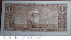 Image #2 of 1 Peso L.1939 - Serie D