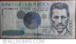 Imaginea #1 a 20 000 Pesos 2004 (22. IX.)
