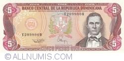 Imaginea #1 a 5 Pesos Oro 1993