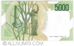 5 000 Lire 1985 (4. I.)