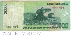 20,000 Rupiah 2015