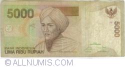 Image #1 of 5000 Rupiah 2016