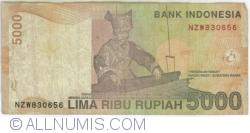 Image #2 of 5000 Rupiah 2016