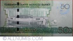 50 Manat 2017