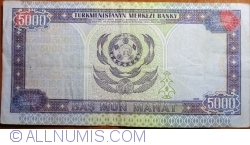Image #2 of 5000 Manat 2000