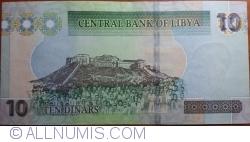 Imaginea #2 a 10 Dinari 2011 (17. II.)