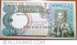 Imaginea #1 a 1000 Escudos 1973 (10. VI.)