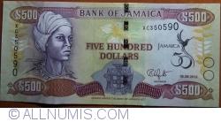 Imaginea #1 a 500 Dollars 2012 (6. VIII)