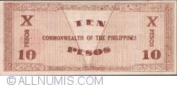 Imaginea #2 a 10 Pesos 1942 (20. I.)