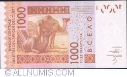 Image #2 of 1000 Francs 2003/20(13)