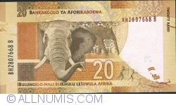 Image #2 of 20 Rand ND(2012)