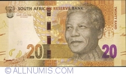 Image #1 of 20 Rand ND(2012)