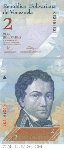 Imaginea #1 a 2 Bolivares 2012 (31. I.)