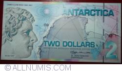 2 Dollars 2007 (30. VI.)