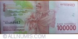 100,000 Rupiah 2016