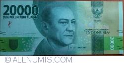 Image #1 of 20,000 Rupiah 2016