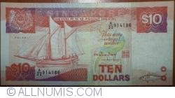 Imaginea #1 a 10 Dolari ND(1988)