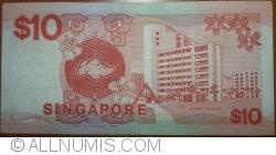 Imaginea #2 a 10 Dolari ND(1988)