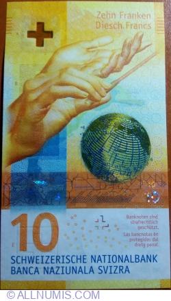 Image #1 of 10 Franken (20)16 (2017)