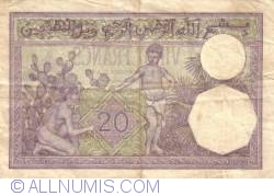 Image #2 of 20 Francs 1941  (4. VII.)