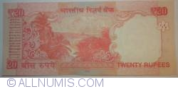 Image #2 of 20 Rupees 2012
