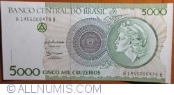 Image #1 of 5000 Cruzeiros ND (1990)