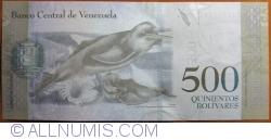 Imaginea #2 a 500 Bolivares 2017 (23. III.)