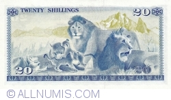 Image #2 of 20 Shillings 1978 (1. VII.)