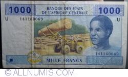 Imaginea #1 a 1000 Franci 2002