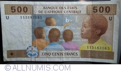 Image #1 of 500 Francs 2002 - signature 2