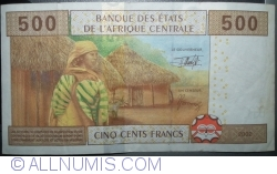 Image #2 of 500 Francs 2002 - signature 2