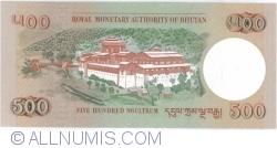 Image #2 of 500 Ngultrum 2011