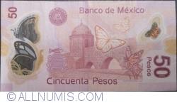 Image #2 of 50 Pesos 2012 (12. VI.) - Serie C