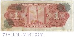 Image #2 of 1 Peso 1969 (27. VIII.)