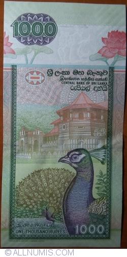 Imaginea #2 a 1000 Rupii 2006 (03. VII.)