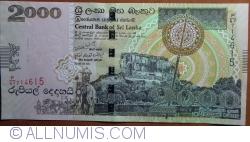 Imaginea #1 a 2000 Rupees 2006 (3. VII.)