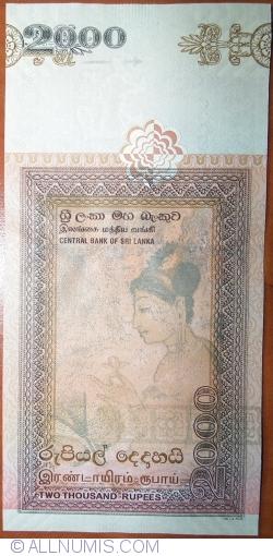 Imaginea #2 a 2000 Rupees 2006 (3. VII.)
