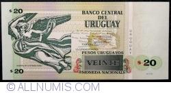 Image #2 of 20 Pesos Uruguayos 2011