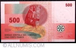 Image #1 of 500 Francs 2006 - signatures (2)