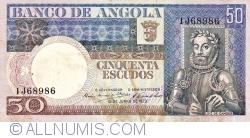 Imaginea #1 a 50 Escudos 1973 (10. VI.)