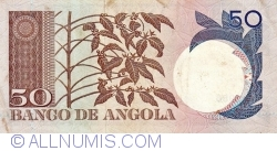 Imaginea #2 a 50 Escudos 1973 (10. VI.)