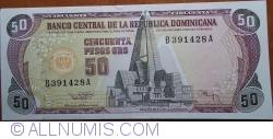 Imaginea #1 a 50 Pesos Oro 1994